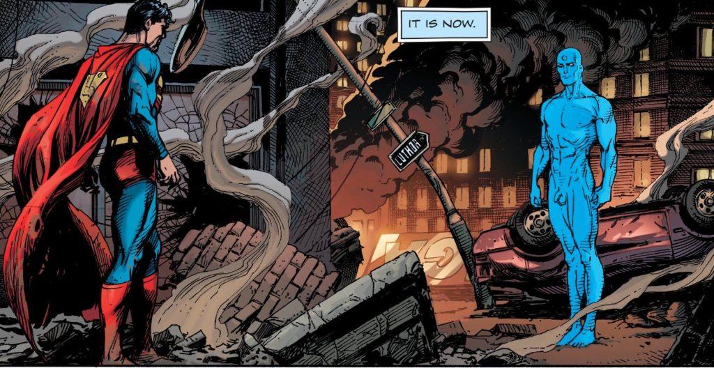 Два продолжения «Хранителей»: сериал HBO и комикс Doomsday Clock 16