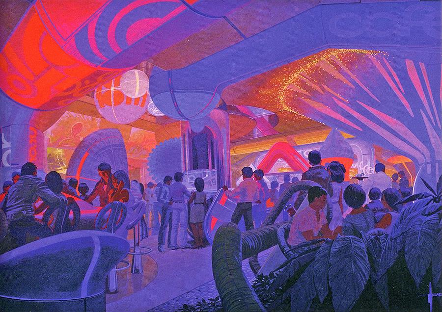 Умер Сид Мид — художник, рисовавший будущее 6