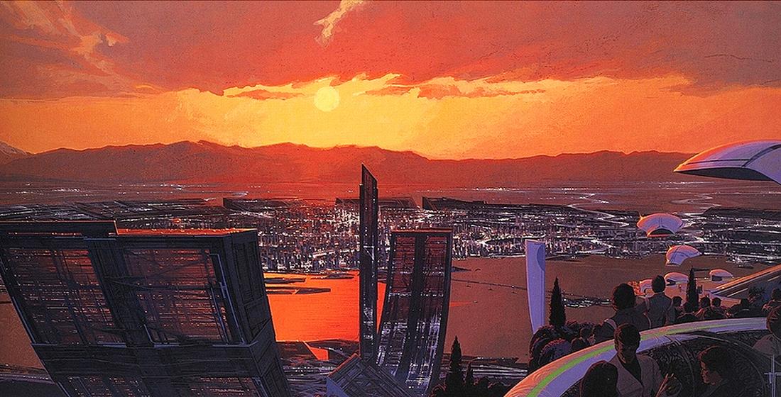 Умер Сид Мид — художник, рисовавший будущее 11