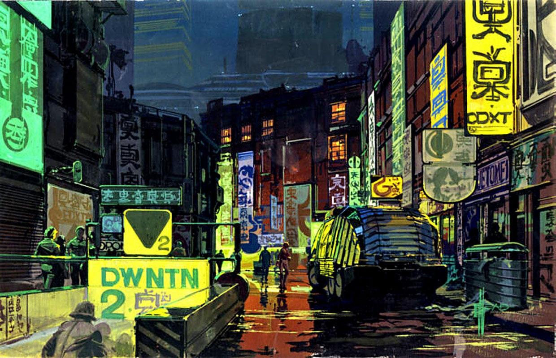 Умер Сид Мид — художник, рисовавший будущее 8