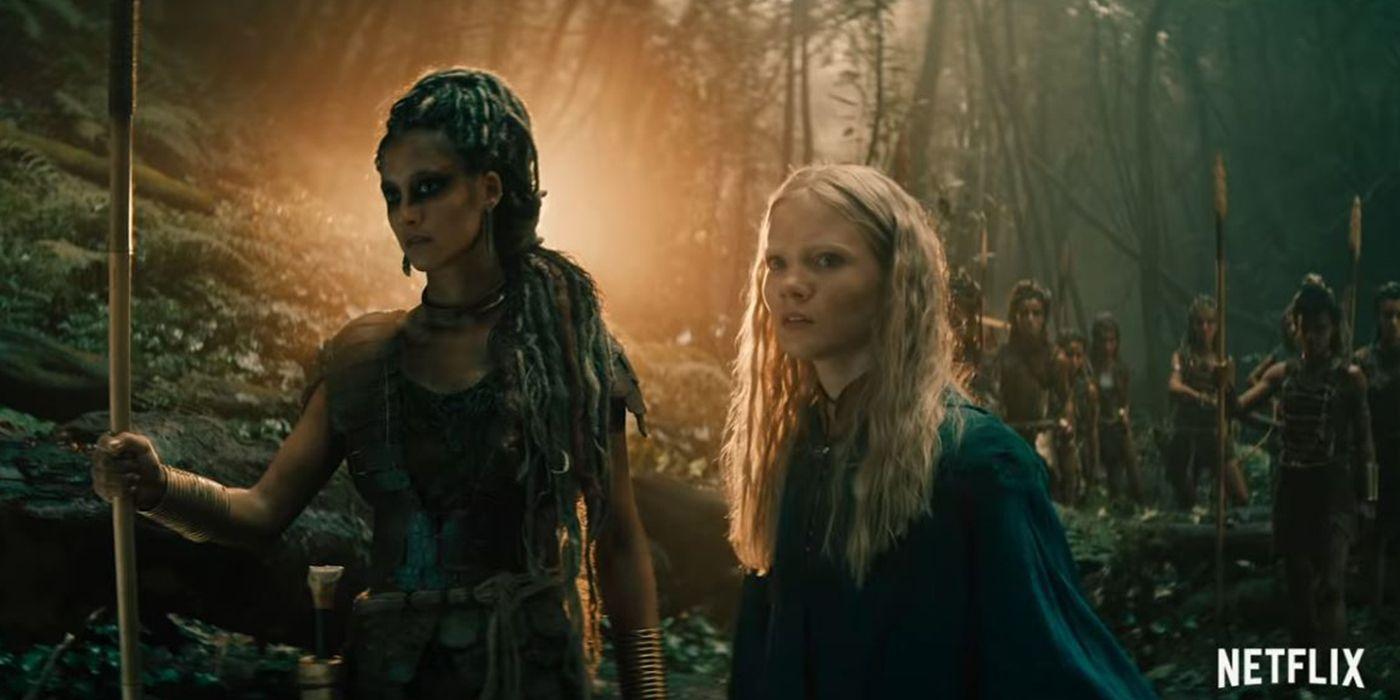 Главным героем «Ведьмака»от Netflix могла стать Цири