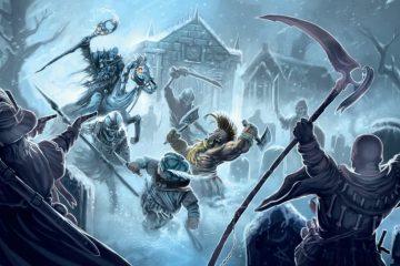 Стартовый набор Warhammer Fantasy Roleplaying 4ed. Обзор