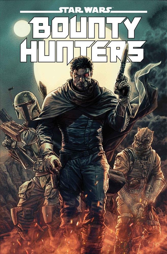 Marvel запустит серию комиксов «Звёздные войны: Охотники за головами» 2