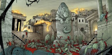 Комиксы для поклонников хорроров 3