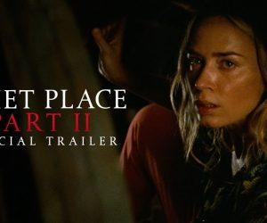 Первый трейлер хоррора «Тихое место 2»