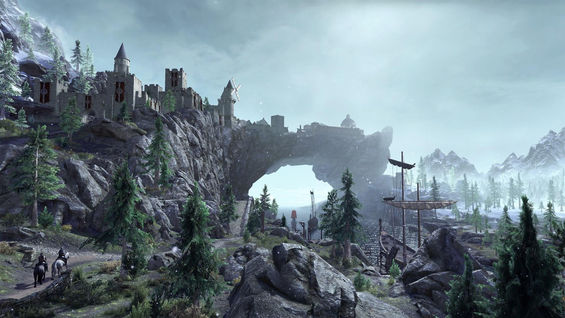 ZeniMax Online выпустит русскую локализацию The Elder Scrolls Online 1