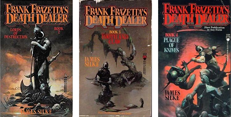 История персонажа: Торговец Смертью (Death Dealer) 8