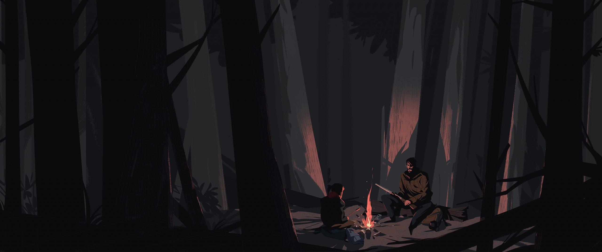 Арт: кадры из отменённого мультфильма повидеоигре The Last ofUs 2