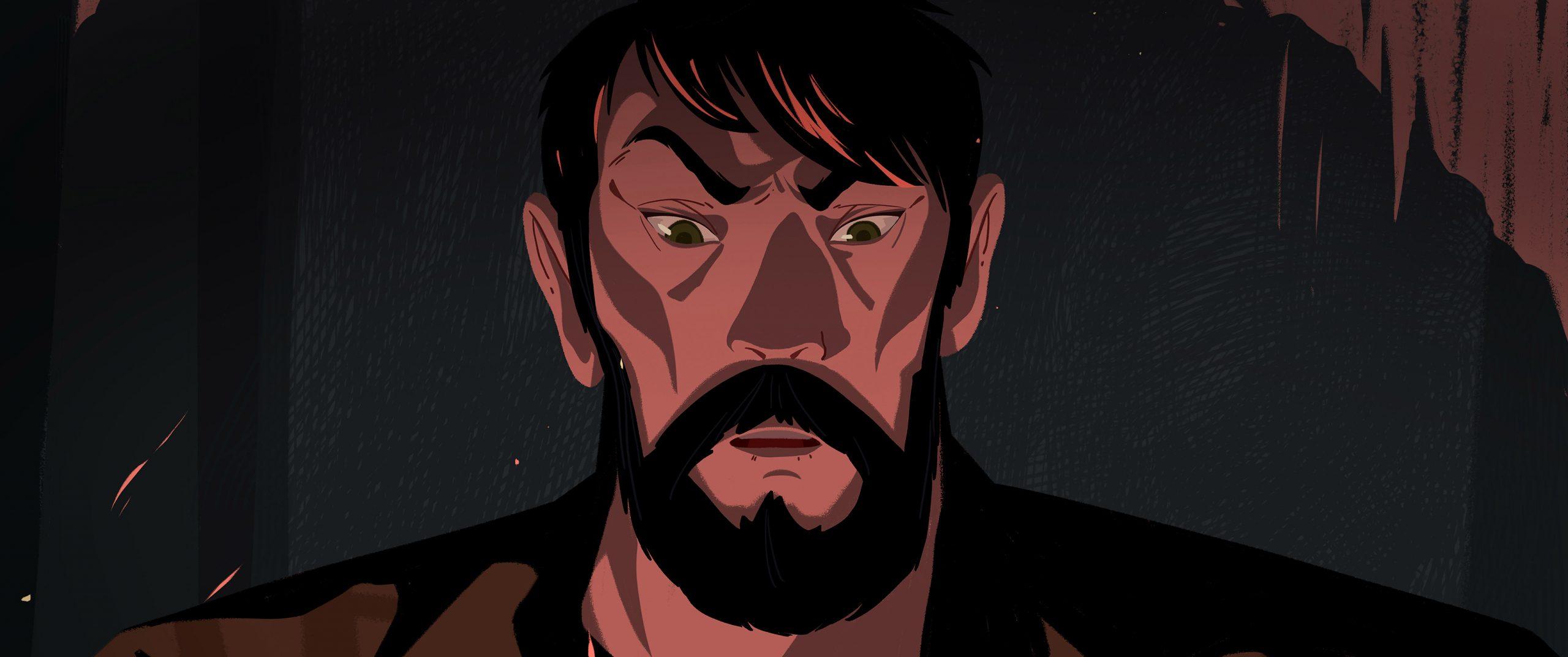 Арт: кадры из отменённого мультфильма повидеоигре The Last ofUs 3