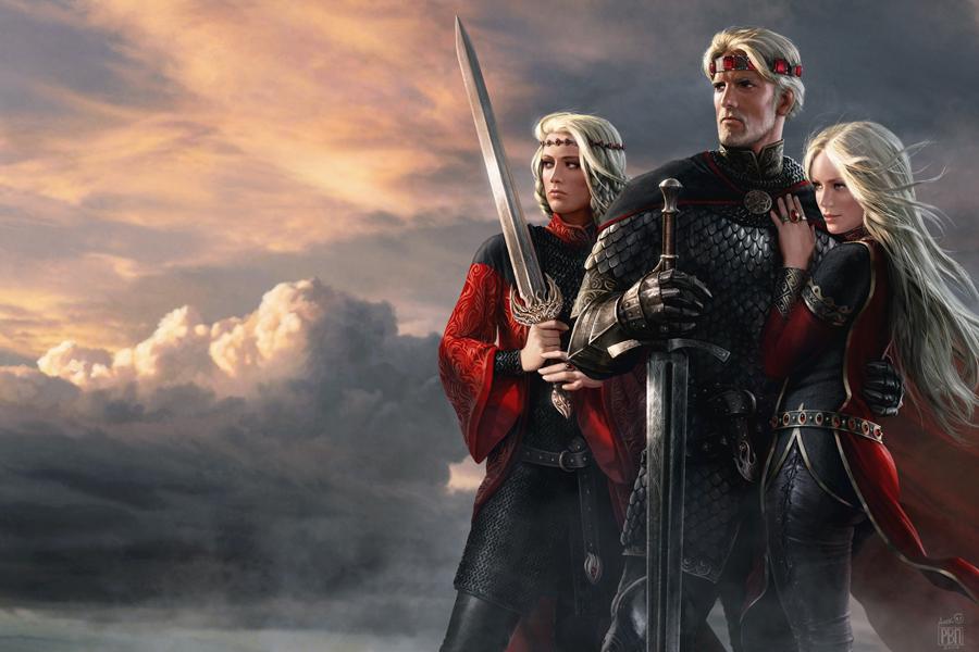 Слух дня: в Сети появилось описание актёров на главные роли в приквеле «Игры престолов»
