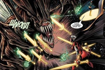 5 комиксов января 2020: супергерои Marvel и DC 9