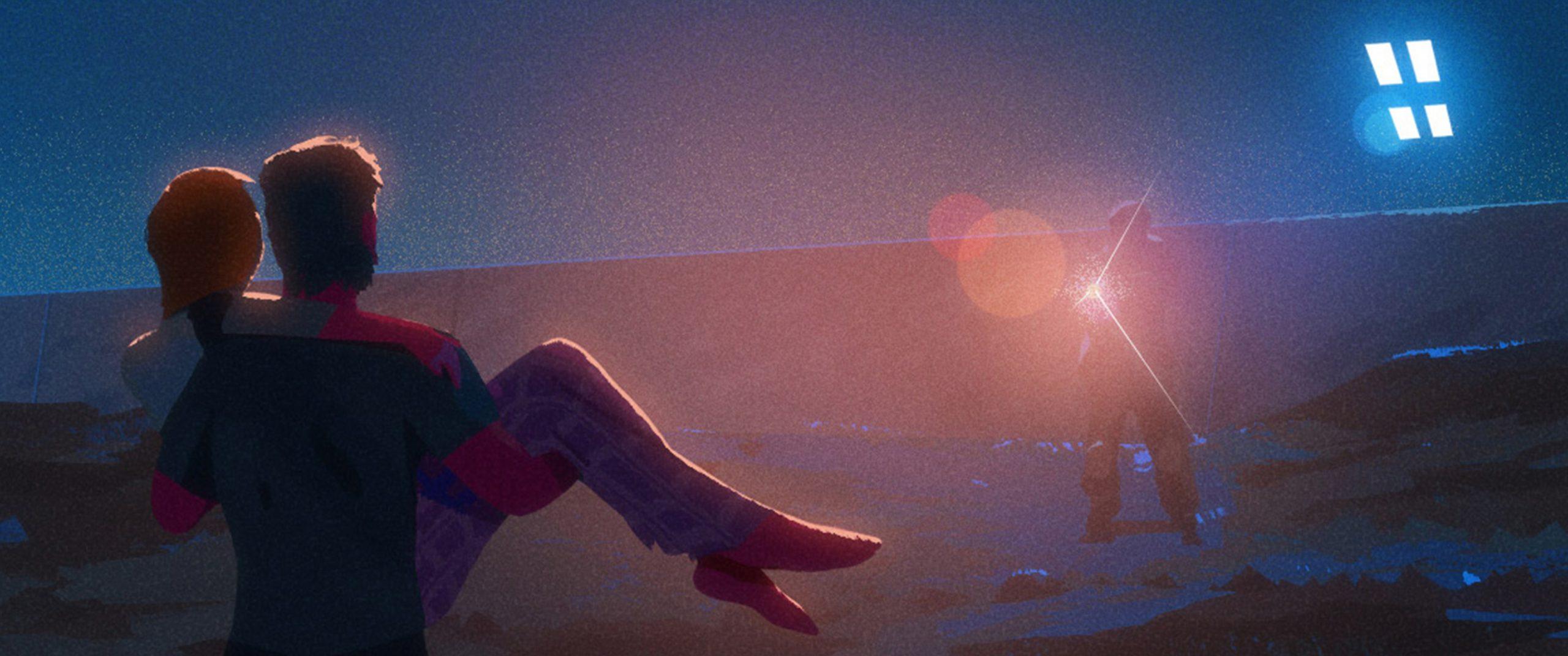 Арт: кадры из отменённого мультфильма повидеоигре The Last ofUs 6