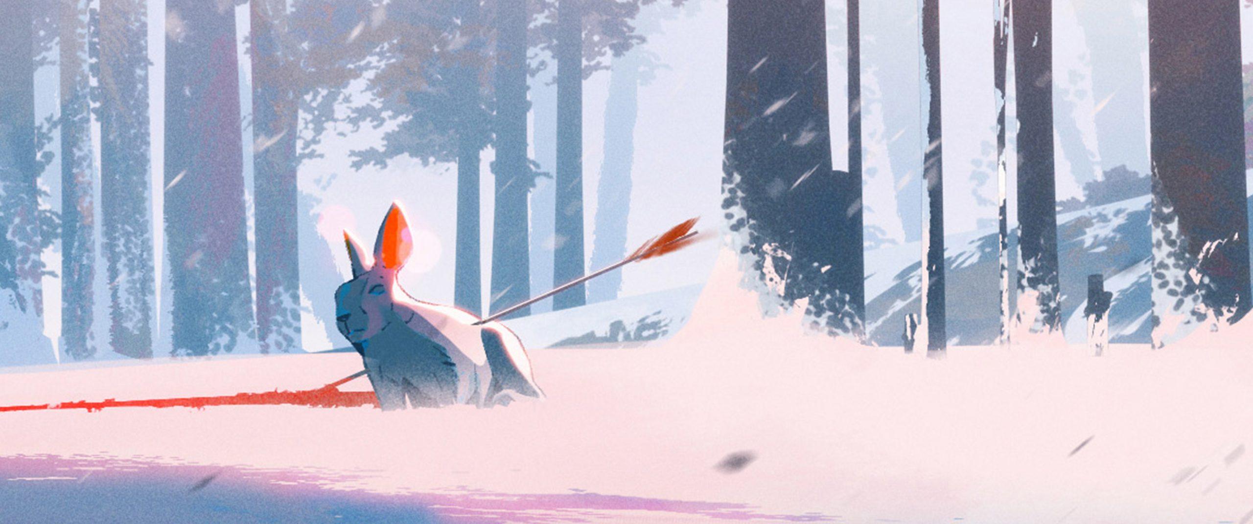 Арт: кадры из отменённого мультфильма повидеоигре The Last ofUs 7