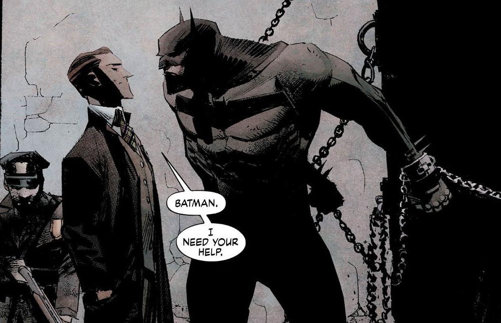 Новые комиксы про Бэтмена: «Белый рыцарь» и «Тёмные ночи: Металл» 2