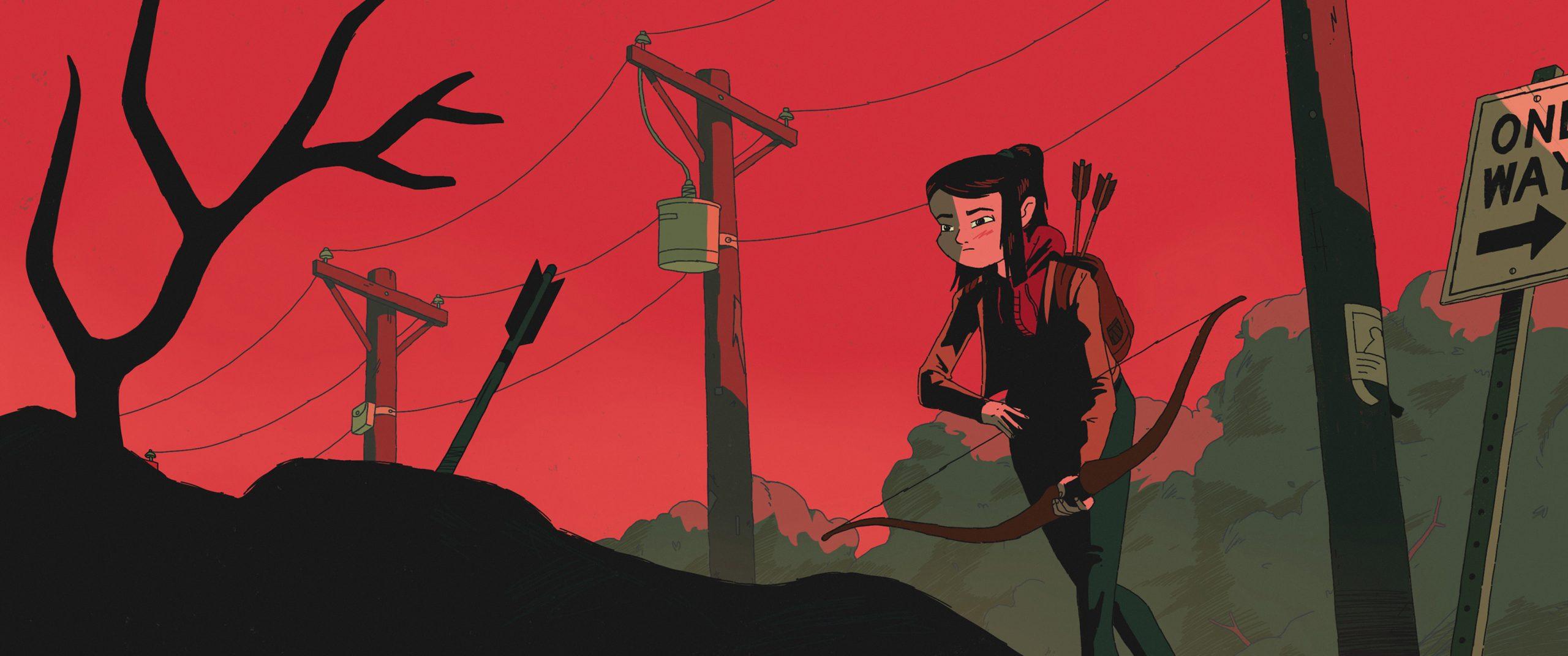 Арт: кадры из отменённого мультфильма повидеоигре The Last ofUs 9