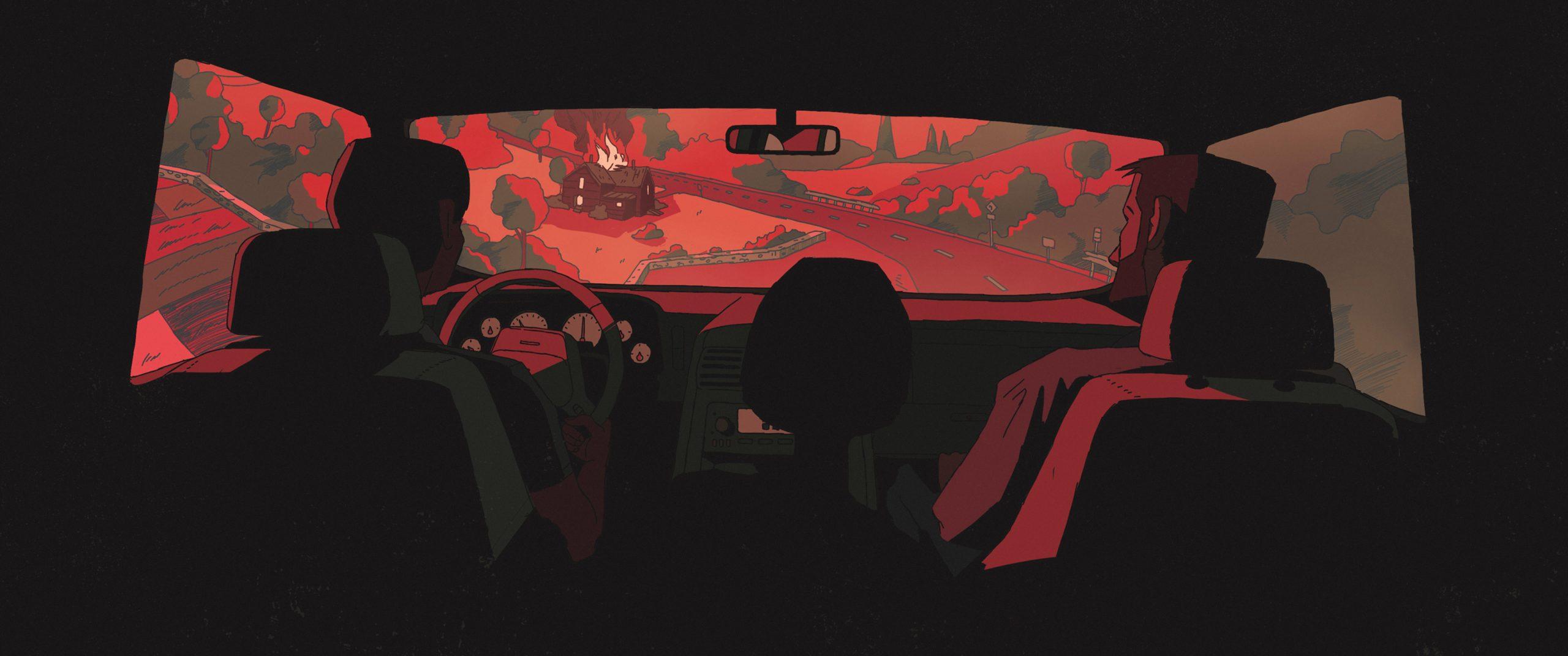 Арт: кадры из отменённого мультфильма повидеоигре The Last ofUs 10