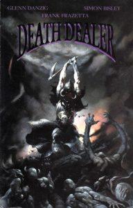 История персонажа: Торговец Смертью (Death Dealer) 9