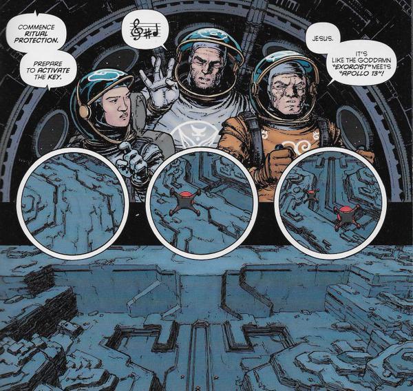 Самые ожидаемые комиксы 2020: «Трансметрополитен», «Призрак в доспехах» и не только 16