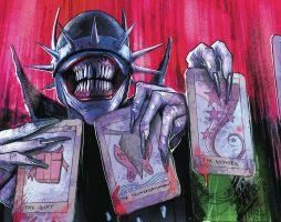 Новые комиксы про Бэтмена: «Белый рыцарь» и «Тёмные ночи: Металл» 6