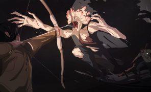 Арт: кадры изотменённого мультфильма повидеоигре The Last ofUs