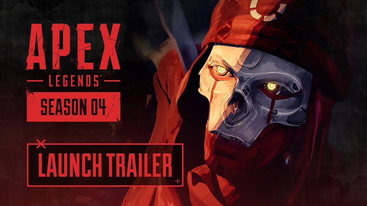 Короткометражка: релизный трейлер четвёртого сезона Apex Legends проробота-убийцу 1
