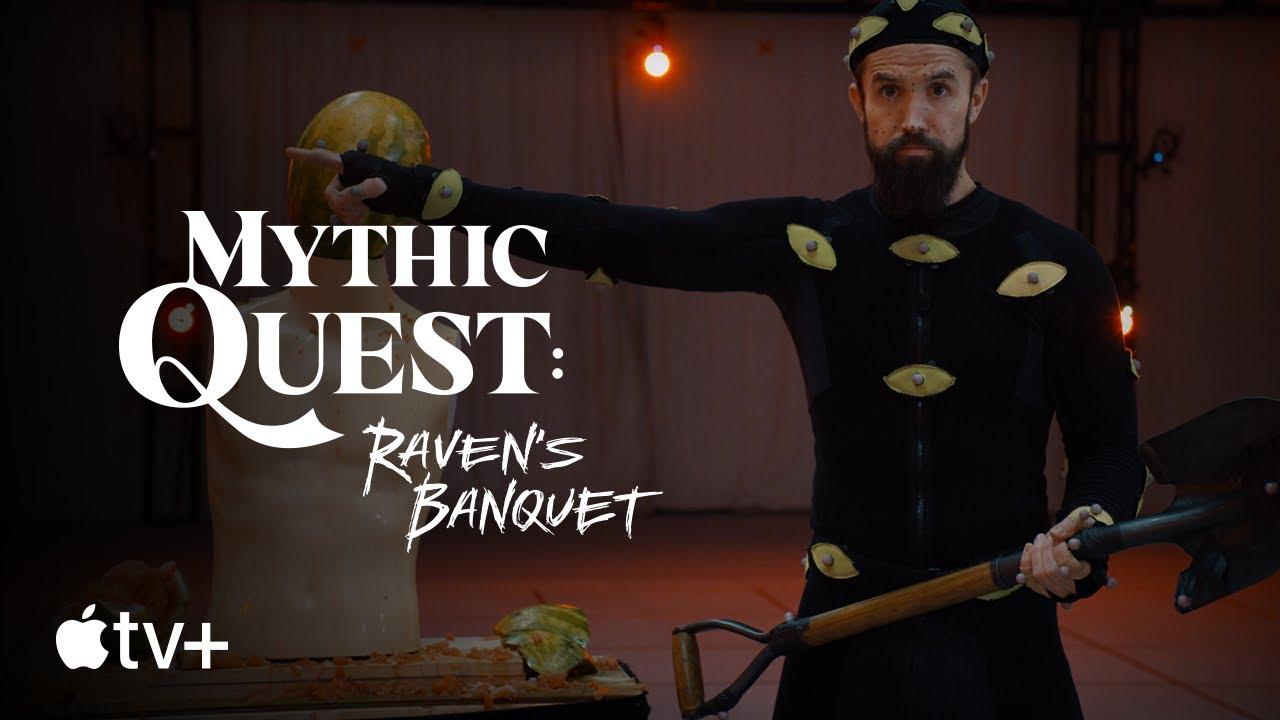 «Это место, где происходит магия»: Apple выпустил тизер сериала Mythic Quest: Raven's Banquet оразработке видеоигры