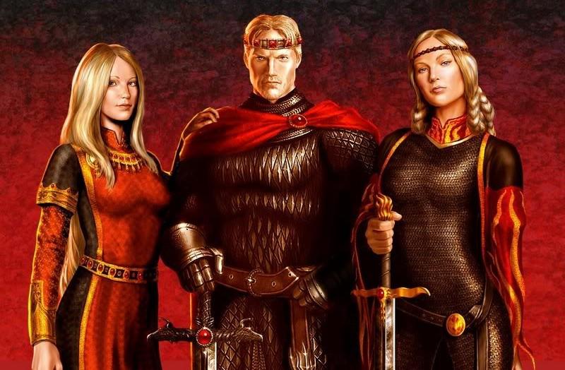 Слух дня: в Сети появилось описание актёров на главные роли в приквеле «Игры престолов» 1