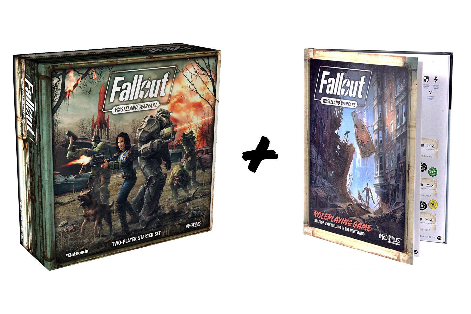 На CrowdRepublic стартовал предзаказ варгейма и ролевой игры повселенной Fallout 6