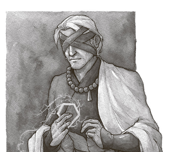 Человек человеку маг: рассказ овселенной настольной ролевой игры «Кибермагия»
