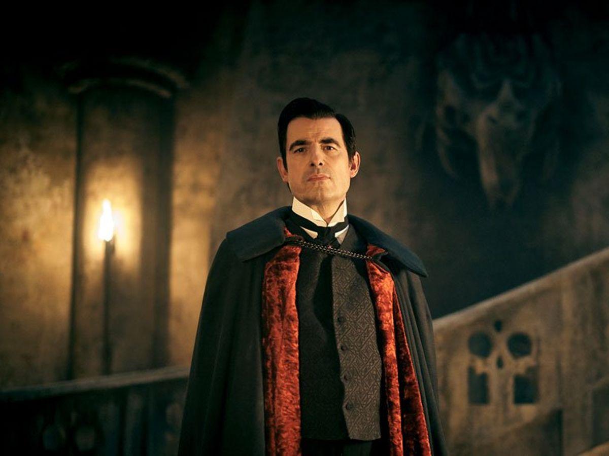 «Дракула» в стиле «Шерлока» 8