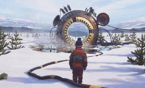 «Студия 101» открыла предзаказ настольной ролевой игры Tales from the Loop («Тайны эхосферы»)
