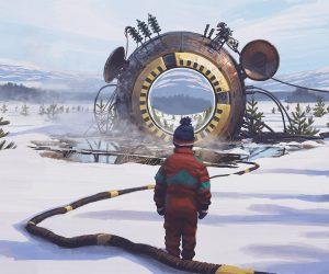 «80-е, которых никогда не было»: обзор ролевой игры Tales from the Loop 7