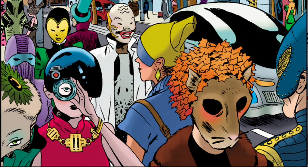 Самые ожидаемые комиксы 2020: «Трансметрополитен», «Призрак в доспехах» и не только 15
