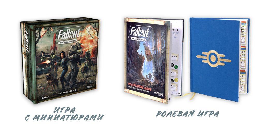 На CrowdRepublic стартовал предзаказ варгейма и ролевой игры повселенной Fallout 4