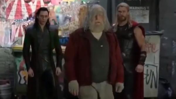 Другая Капитан Марвел и Один наЗемле: кадры из удалённых сцен фильмов Marvel 8
