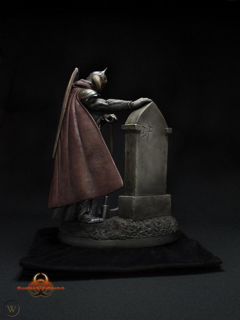 История персонажа: Торговец Смертью (Death Dealer) 19