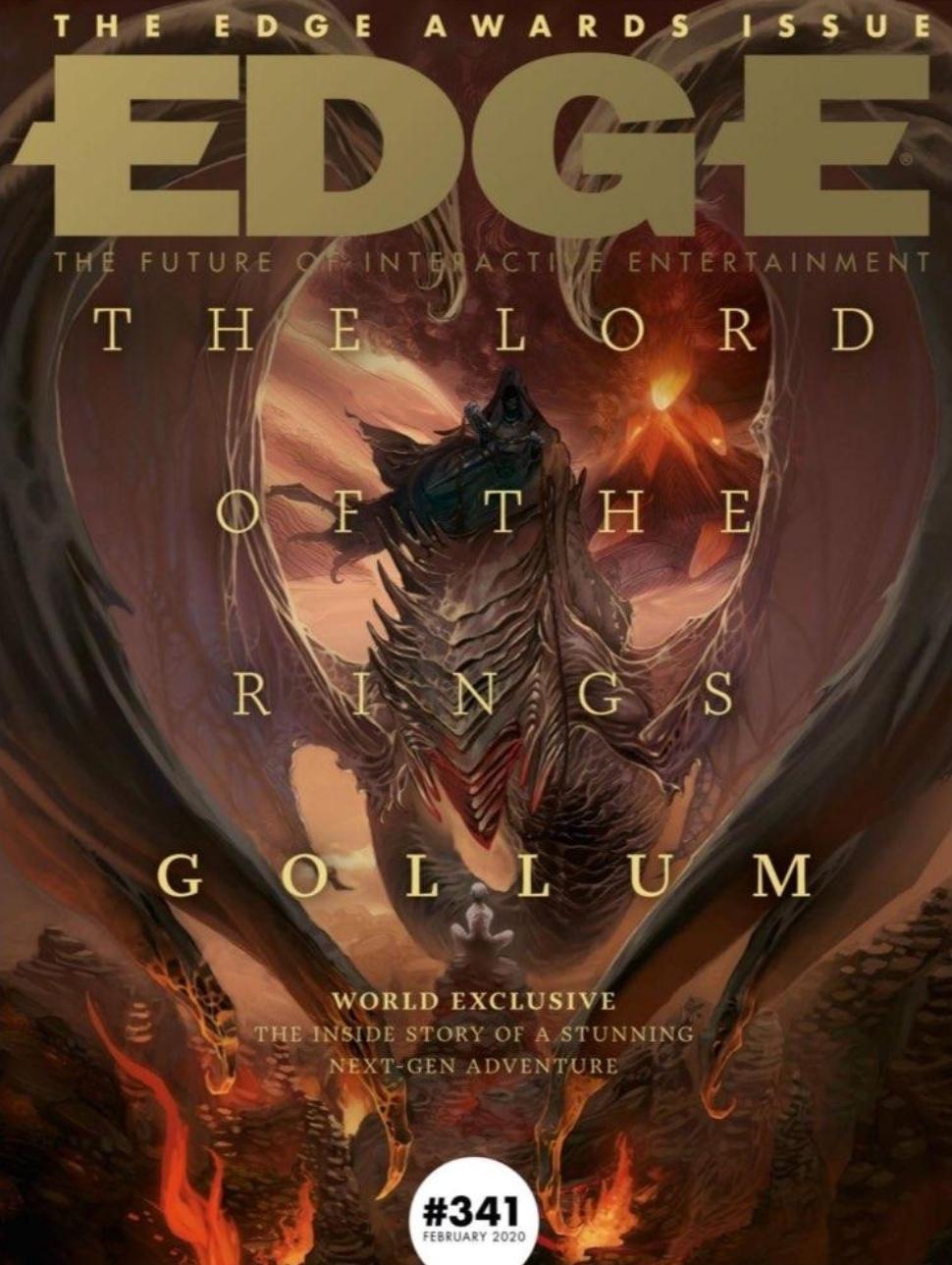 The Lord of the Rings: Gollum выйдет для консолей следующего поколения 1