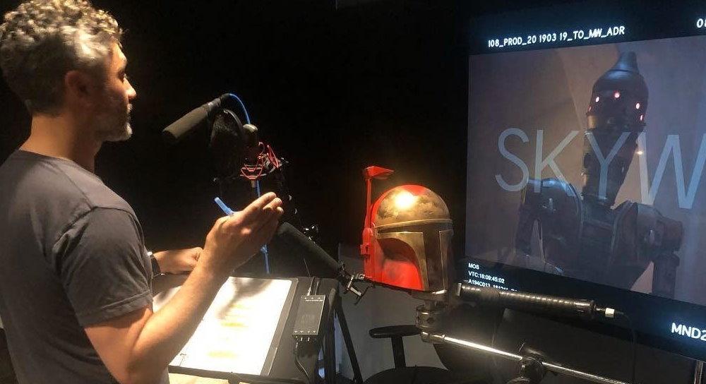 THR: Lucasfilm пригласили Тайку Вайтити дляработы надфильмом по«Звёздным войнам»