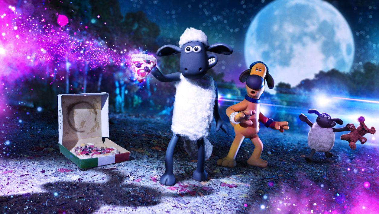 «Барашек Шон: Фермагеддон». Взгляд на космос с фермы 4