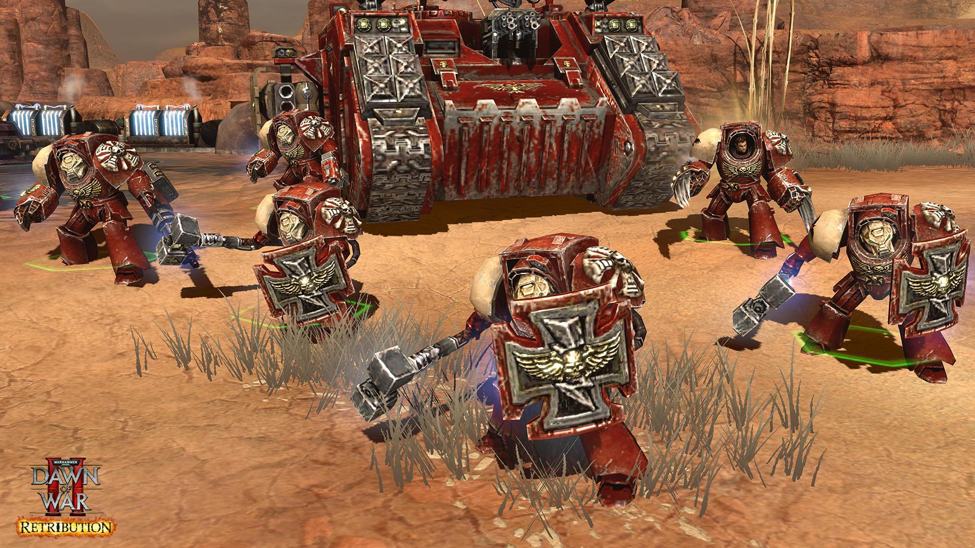 Games Workshop работают надвторым сериалом поWarhammer 40,000 — это будет антология