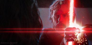Арт: концепты кчерновой версии IX эпизода «Звёздных войн»