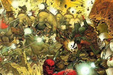 10 комиксов января: фэнтези и фантастика 11