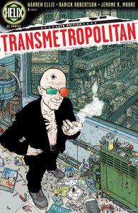 Самые ожидаемые комиксы 2020: «Трансметрополитен», «Призрак в доспехах» и не только 18