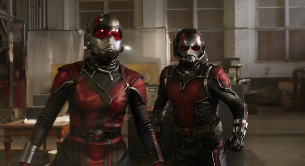 Другая Капитан Марвел и Один наЗемле: кадры из удалённых сцен фильмов Marvel
