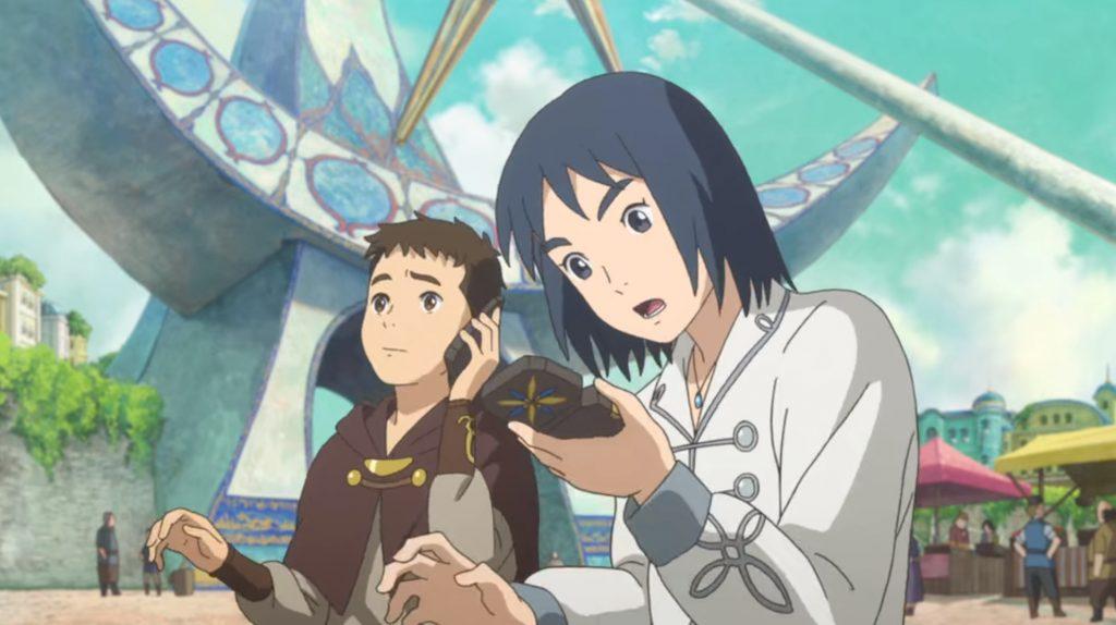 Ni no Kuni — аниме, которого лучше бы не было 1