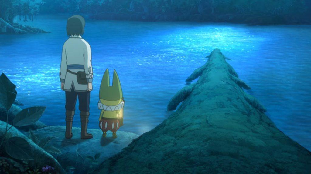 Ni no Kuni — аниме, которого лучше бы не было 4