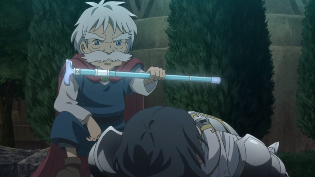 Ni no Kuni — аниме, которого лучше бы не было 5
