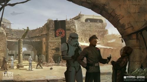 Локации Jedi: Fallen Order