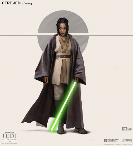 Герои Jedi: Fallen Order 4