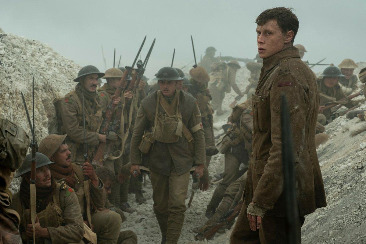 Триумф военной драмы «1917»: победители премии BAFTA